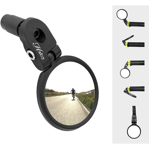 Stainless Steel Rear View Handle Bar Mirror
