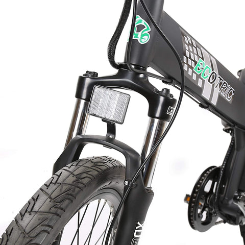 Image of Ecotric Seagull 48V/13Ah 1000W Electric Mountain Bike