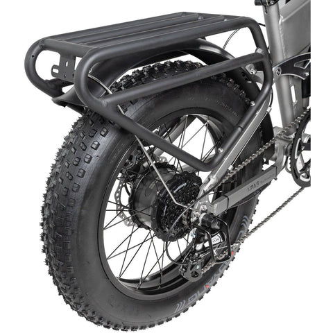Image of Yamee Fat Bear Plus 500W 48V/11.6Ah Fat Tire Electric Bike