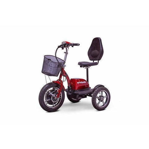 Image of EWheels Mobility Scooter EW-Big Wheels