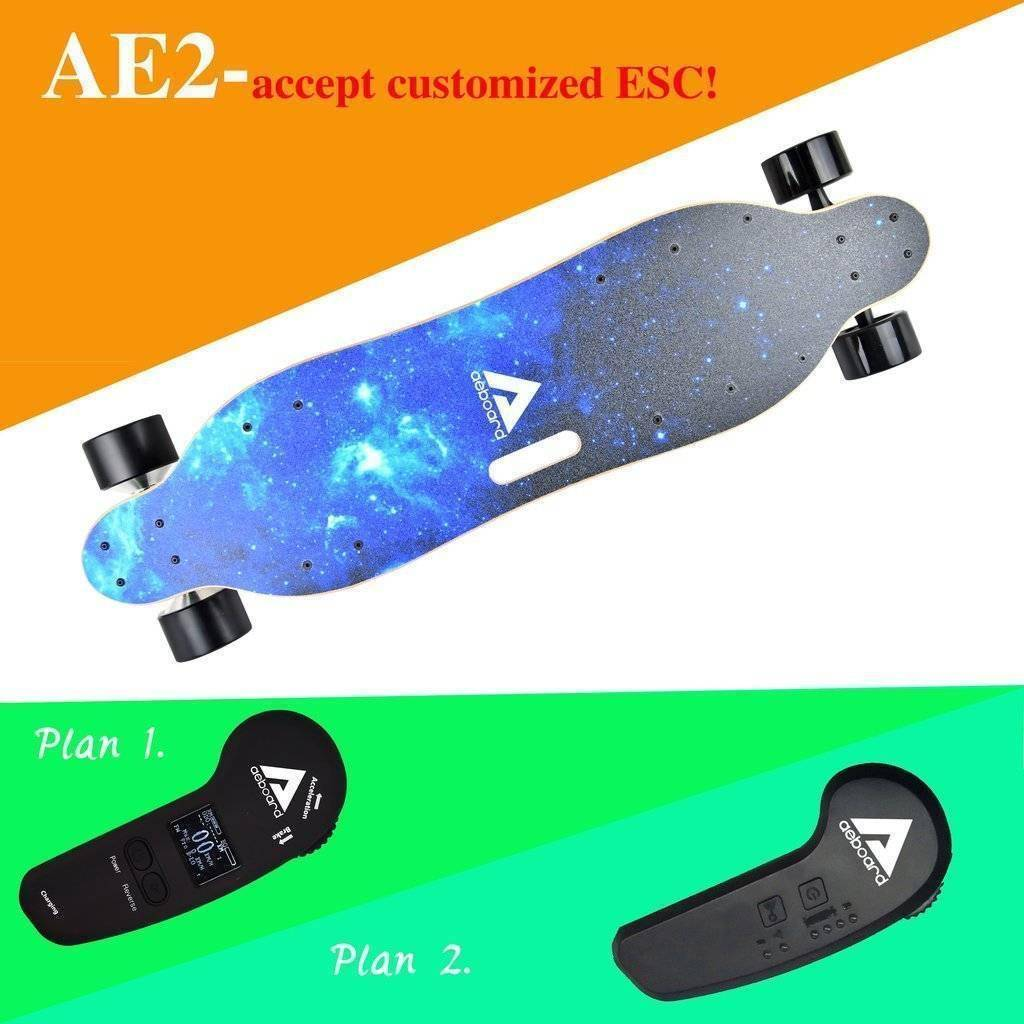 Aeboard AE2 Electric Skateboard