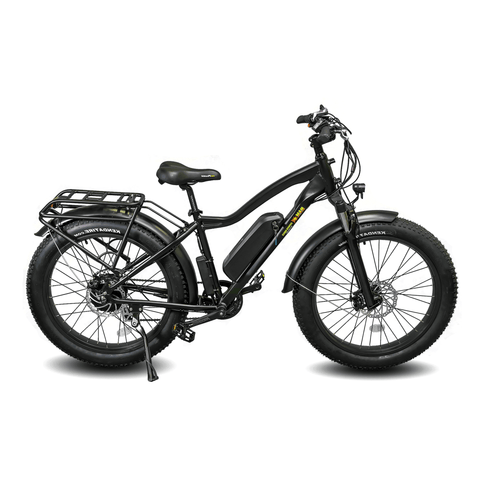 EWheels BAM Supreme 48V/14Ah 750W Fat Tire Electric Bike