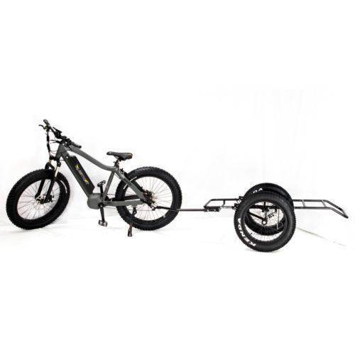 Quietkat Cargo Trailer – (2 Wheel)