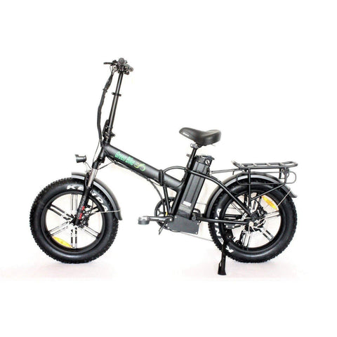 Image of Green Bike USA 20'' Folding Electric Bike With 4-inch Fat Tires GB1 750 MAG