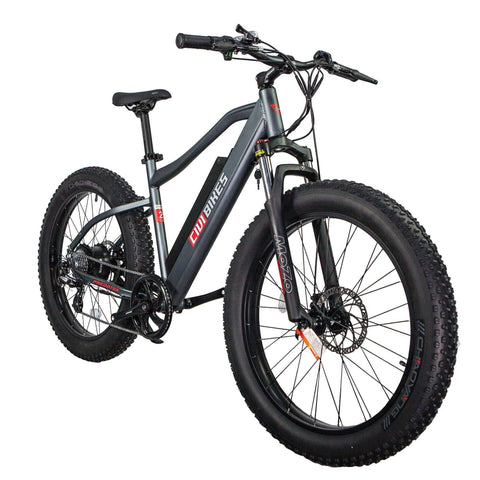 Civi Bikes PREDATOR - Fat Tire Electric Bike E-Bike CIVI BIKES