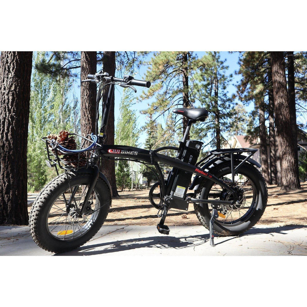 Civi Bikes REBEL 1.0 - Fat Tire Electric Bike E-Bike CIVI BIKES