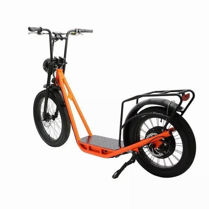 Eunorau 48V1000W Direct Drive Powerful Fastest Motor Scooter Electric Scooter