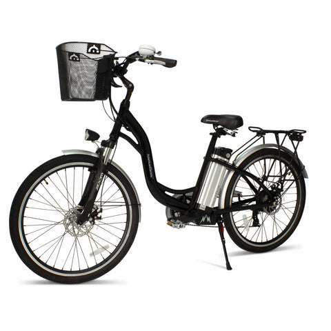 Image of American Electric Veller 36V/10Ah 350W Step Thru Cruiser Electric Bike