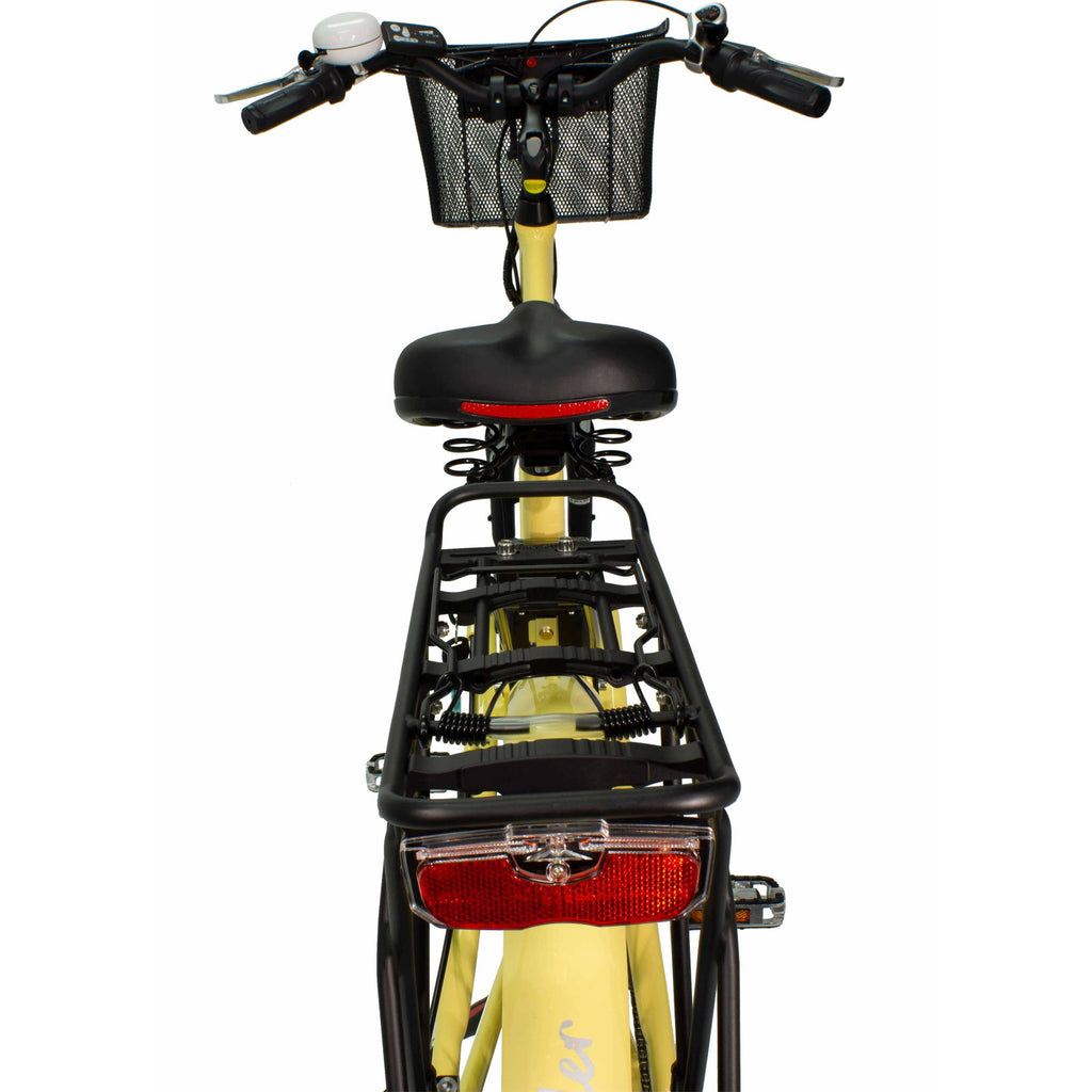 American Electric Veller 36V/10Ah 350W Step Thru Cruiser Electric Bike