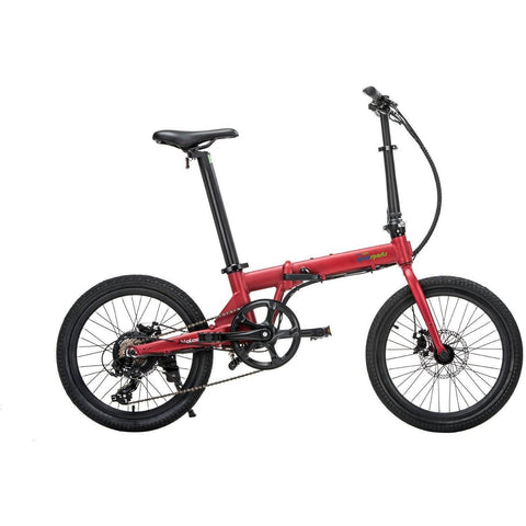QualiSports Qualibike Volador 36V/7Ah 350W Folding Electric Bike - Electricbikepros