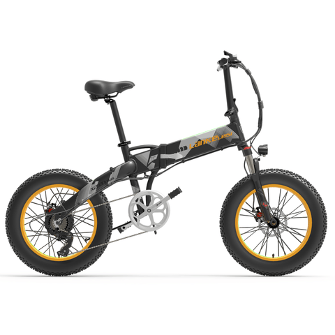 Image of Lankeleisi X2000 Raptor 20in Foldable Fat Tire Electric Bike 366615376135191