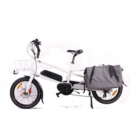 Image of GreenBike Electric Motion Cargo Bike 48V10.4Ah-12.8Ah 500W Cargo Electric Bike - Electricbikepros