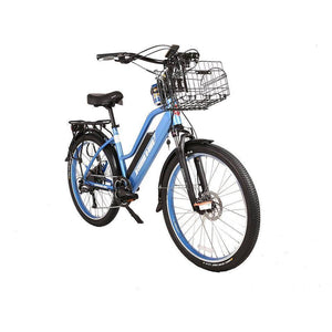 X-Treme Catalina 48V/10.4Ah 500W Step Thru Beach Cruiser Electric Bike