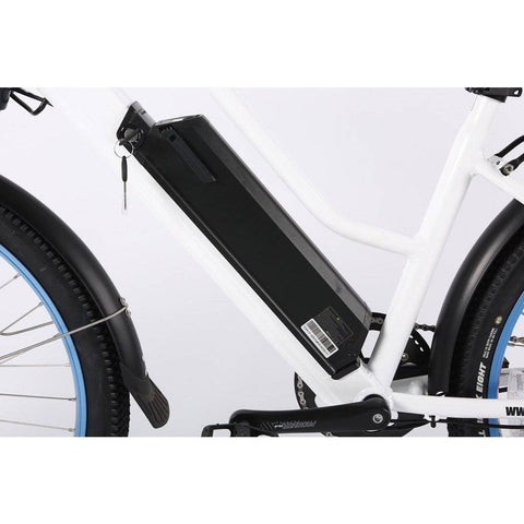 Image of X-Treme Catalina 48V/10.4Ah 500W Step Thru Beach Cruiser Electric Bike