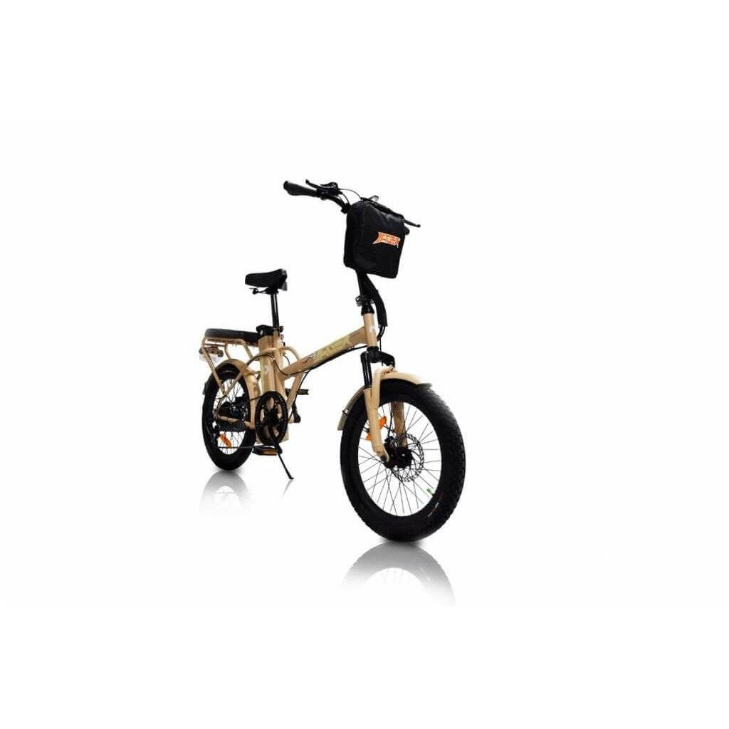 GreenBike Electric Motion Jager Dune 36V/10.6Ah 350W Folding Electric Bike