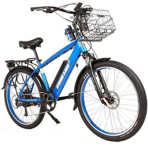 X-Treme Laguna 48V/10.4Ah 500W Beach Cruiser Electric Bike