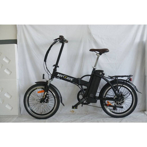 Image of Revolve Handy Dandy 36V 12Ah 350W Folding Electric Bike - Electricbikepros