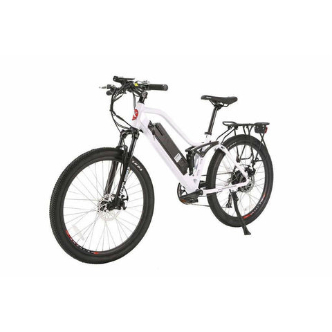 X-Treme Sedona 48V/10.4Ah 500W Step Thru Electric Mountain Bike