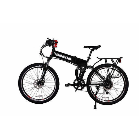 X-Treme Baja 48V/8Ah 500W Folding Electric Mountain Bike