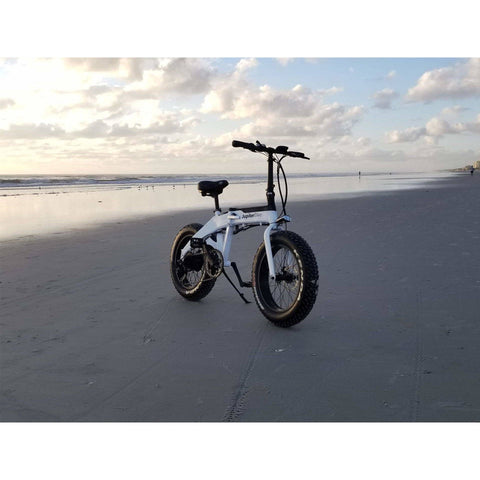 Jupiter Bike Defiant 48V/10.4Ah 750W Folding Fat Tire Electric Bike