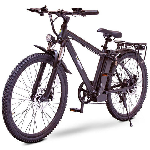 EWheels EW Rugged Black 36V/10Ah 350W Electric Mountain Bike
