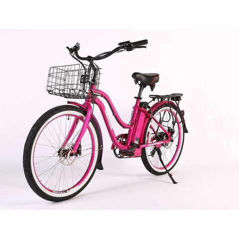 Image of X-Treme Malibu Elite Max 36 Volt Beach Cruiser Electric Bike
