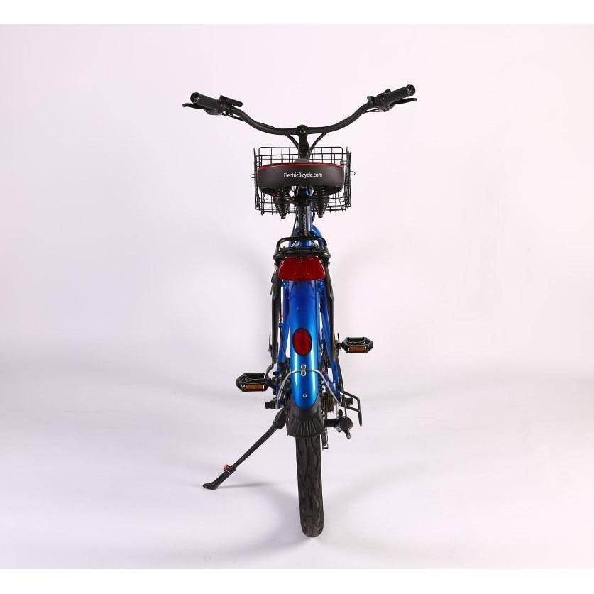 X-Treme Newport Elite Max 36 Volt Beach Cruiser Electric Bike