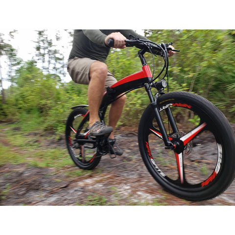 Jupiter Bike Summit 48V/7Ah 500W Folding Electric Mountain Bike