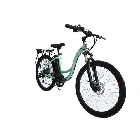X-Treme TC-36 36V/10Ah 350W Step Thru Electric Mountain Bike