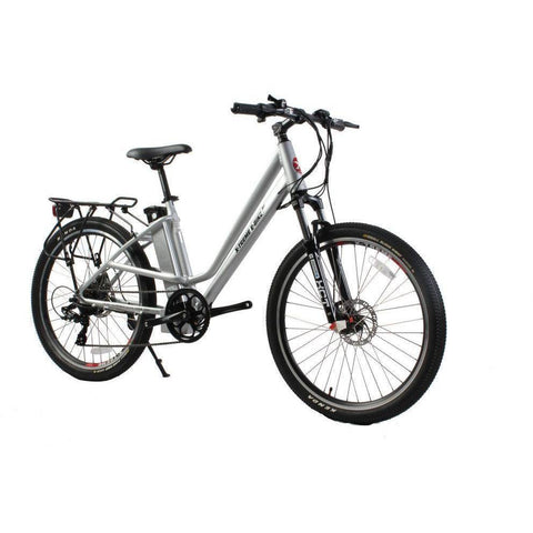 Image of X-Treme Trail Climber Elite Max 36V/10Ah 350W Step Thru Electric Mountain Bike