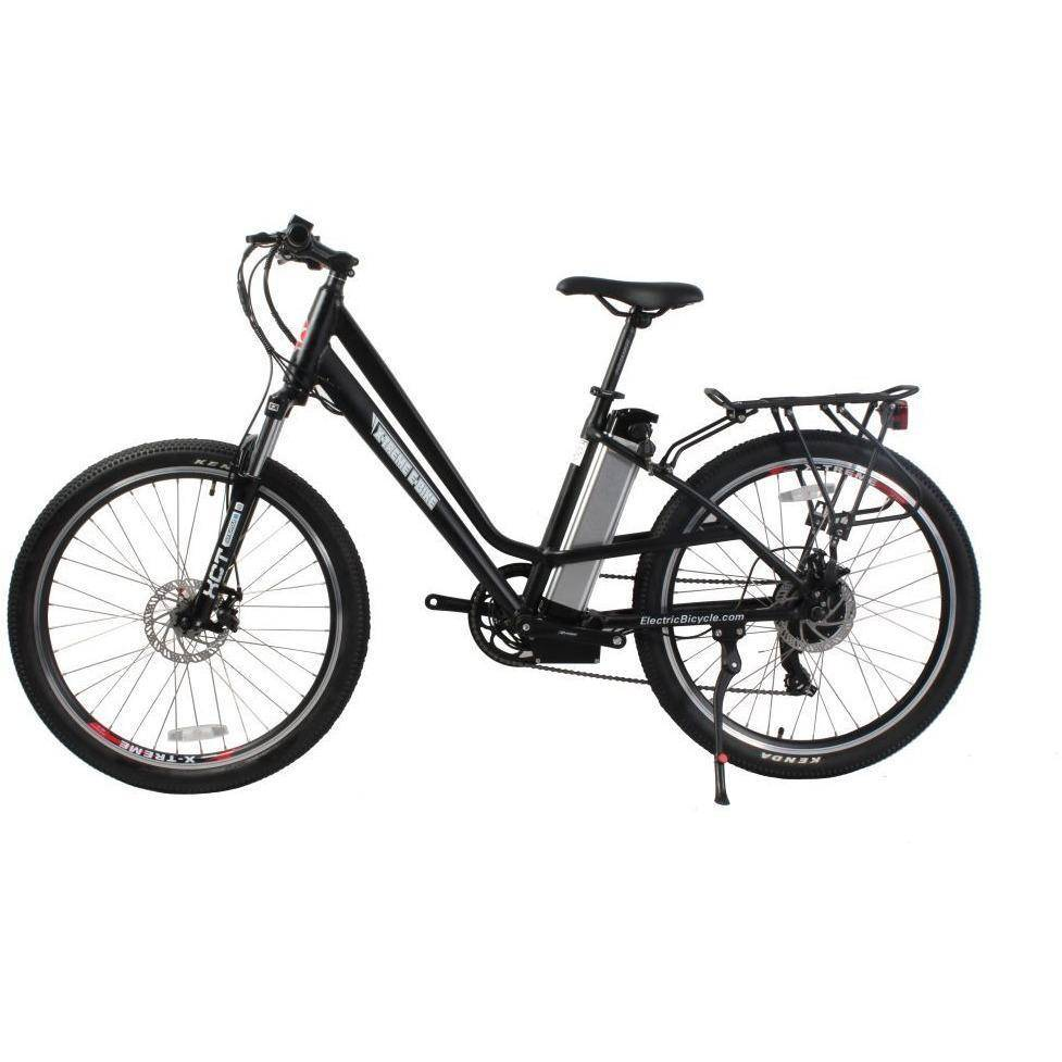 X-Treme Trail Climber Elite Max 36V/10Ah 350W Step Thru Electric Mountain Bike