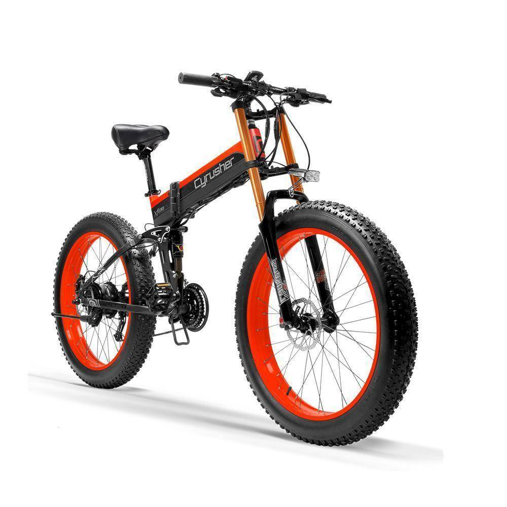 Cyrusher XF690-PLUS 750W Style Fat E-Bike