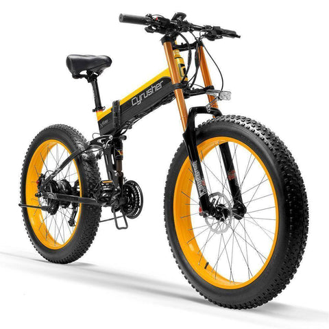 Image of Cyrusher XF690-PLUS 750W Style Fat E-Bike