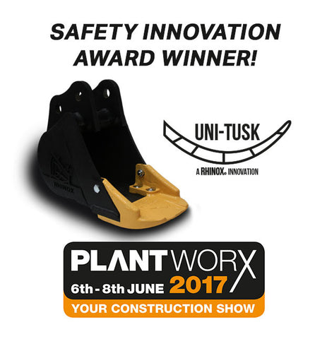 UNI-TUSK X1 Safety Innovation Award Winner