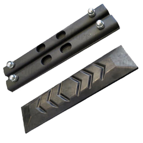 K-series 450mm Bolt-On Rubber Pad to suit various 8 ton excavators