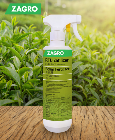 RTU Zatilizer (Foliar Fertilizer for Leafy Plants)