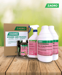 Zagro Hygiene Care Package