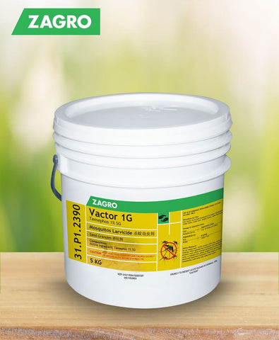 Vactor 1G (5kg) Mosquito Larvicide