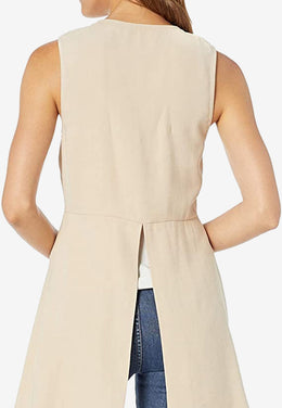 Sleevelezs High-Low Peplum Vest-Boost Commerce Vertical Product Filter Demo