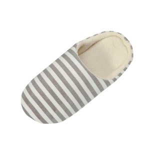 Casual Striped Flip Flops