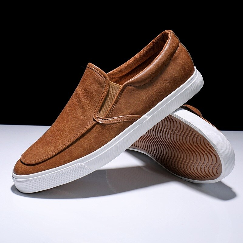 Comfortable Men Fashion Moccasins Shoes