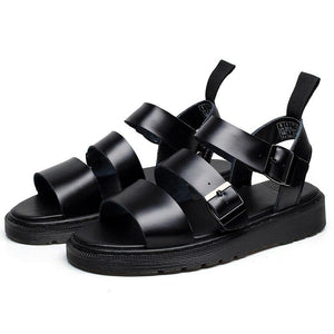 Comfortable Leather Men Sandals