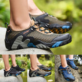Breathable Mesh Hiking Sneakers - Tsubo Shoes