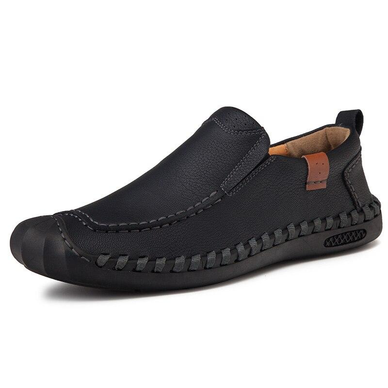 Breathable Men Loafers - Tsubo Shoes