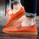 Decorative Slip-on Oxfords - Tsubo Shoes