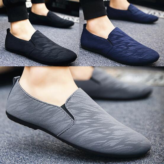Gradient Style Men Loafers - Tsubo Shoes