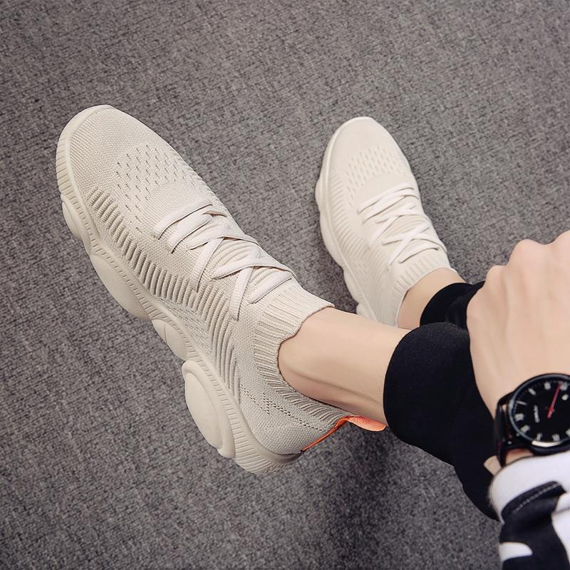 Lightweight Breathable Casual Sneakers - Tsubo Shoes