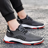 Men Casual  Shoes  Non slip  Mesh Plus Size Shoes - Tsubo Shoes
