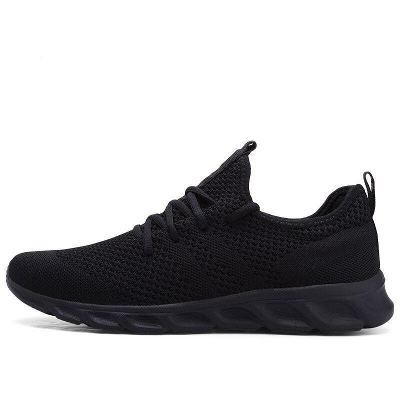 Men Fashion Lightweight Breathable Mesh Sneakers - Tsubo Shoes