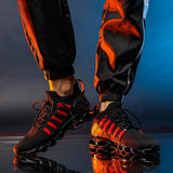 New Blade Breathable Men Sneakers - Tsubo Shoes